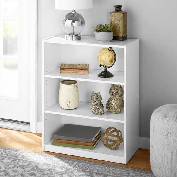 Alyisa Standard Bookcase By Latitude Run