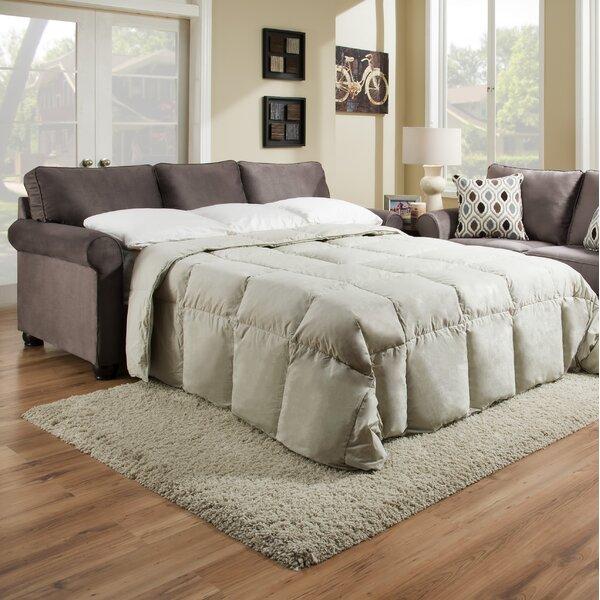 Henriquez Sofa Bed by Alcott Hill