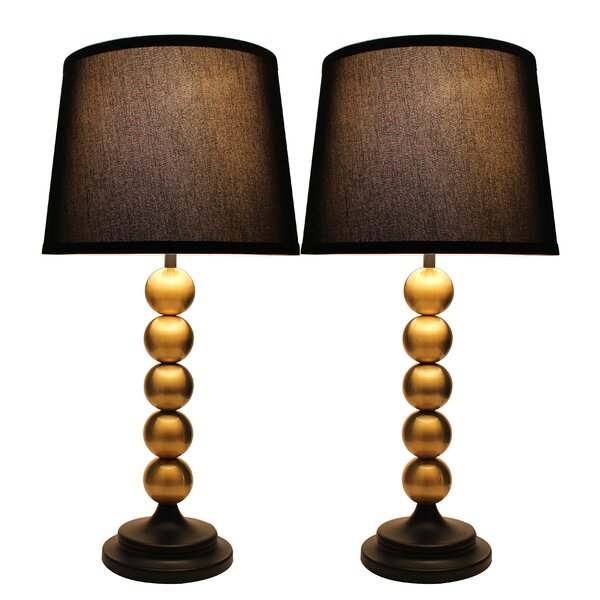 Lovitz 24 Table Lamp (Set of 2) by Mercer41
