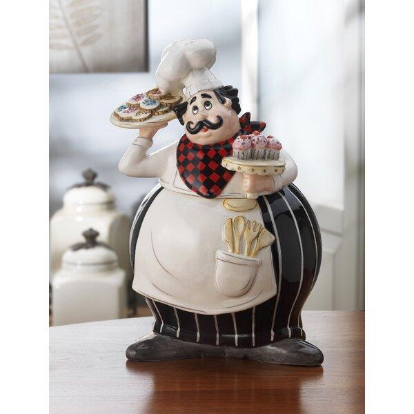 Bon Appetito Cookie Jar by Design Guild