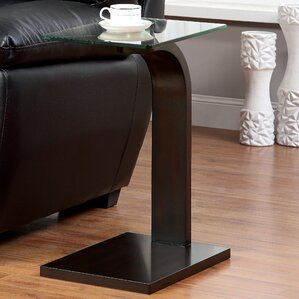 Xanthene Chairside Table by Wade Logan