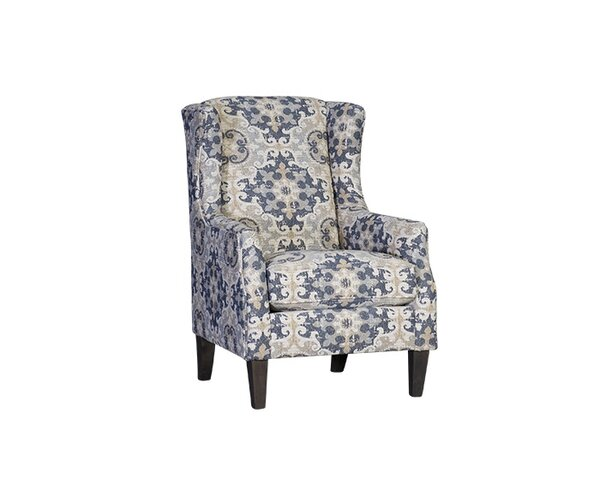 Huckins Wingback Chair By Bloomsbury Market