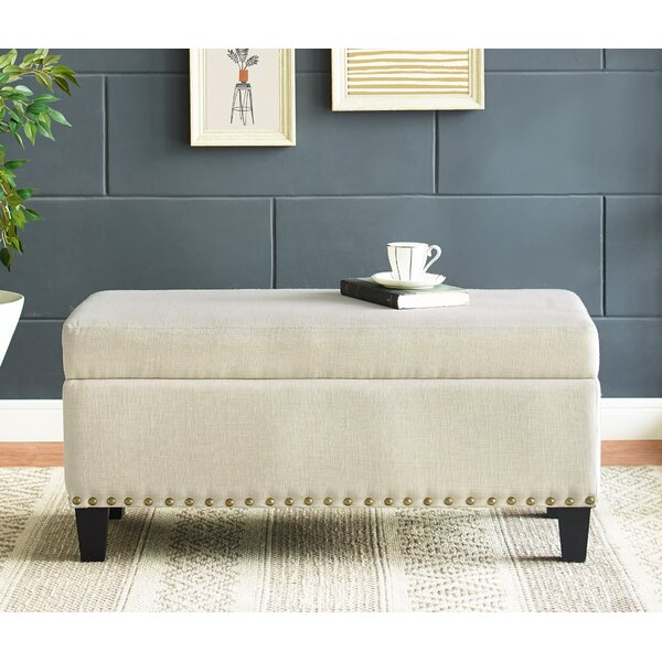 Auerbach Storage Bench by Charlton Home