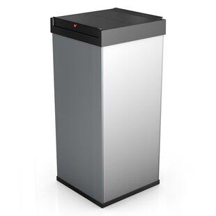 Best Price Big Box 18.7 Steel 21 Gallon Trash Can ByHailo USA Inc.