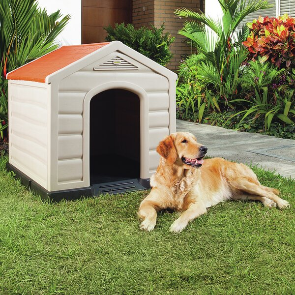Celeste Outdoor Dog House by Tucker Murphy Pet