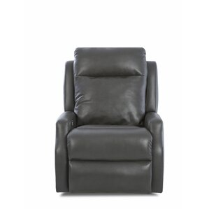 Takengon Recliner with Headrest and Lumbar Support by Latitude Run