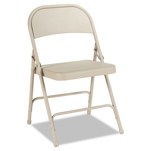 Fabric Padded Folding Chair (Set of 4) by Alera®