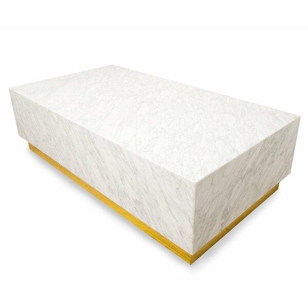 Carrara Solid Coffee Table by ModShop ModShop