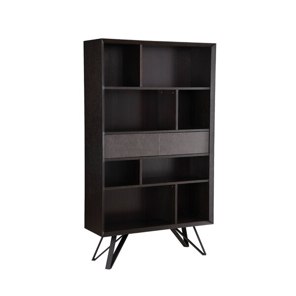 Latella Display Standard Bookcase by 17 Stories