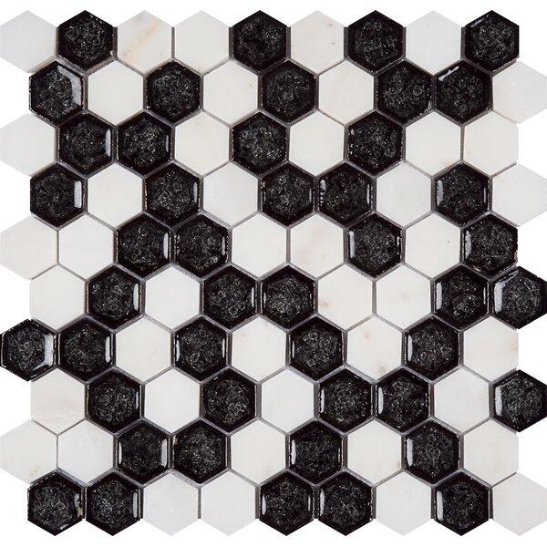 12 x 12 Marble Mosaic Tile