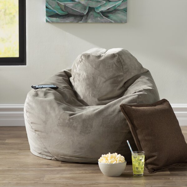 Ashton Soft Sided Bean Bag Lounger by Greyleigh