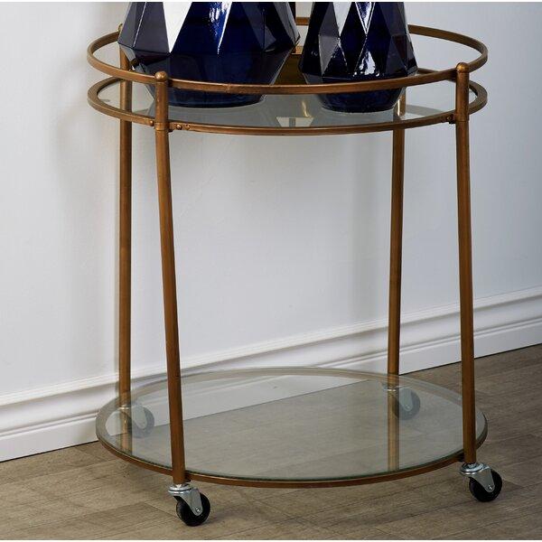 Vera Bar Cart by Cole & Grey