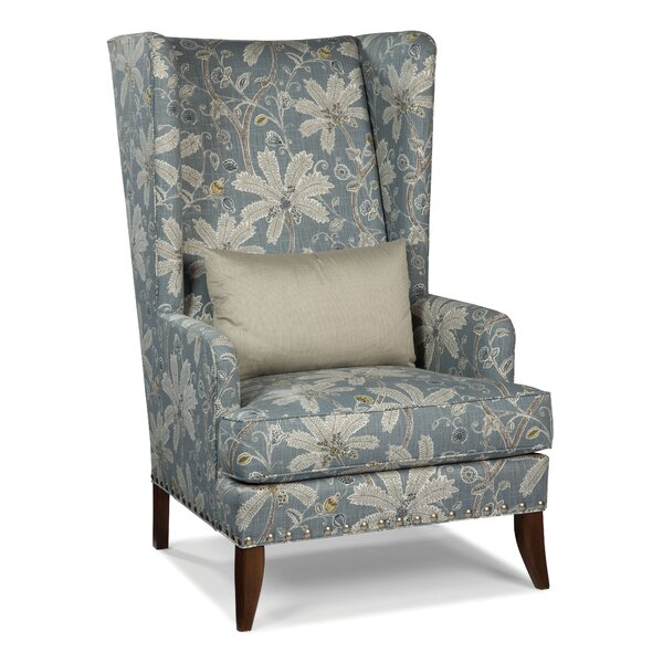 Hartford Wingback Chair by Fairfield Chair