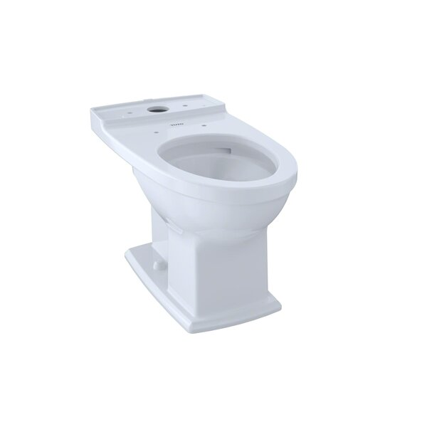 Connelly 1.28 GPF Elongated Toilet Bowl by Toto