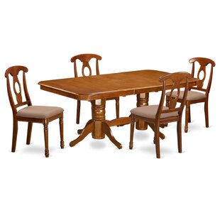 Pillsbury Traditional 5 Piece Dining Set By August Grove