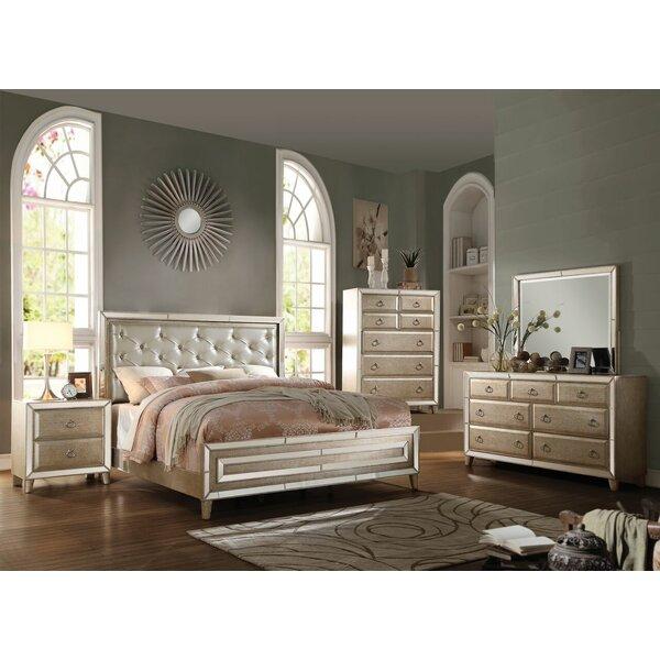 Hester Configurable Bedroom Set by Rosdorf Park