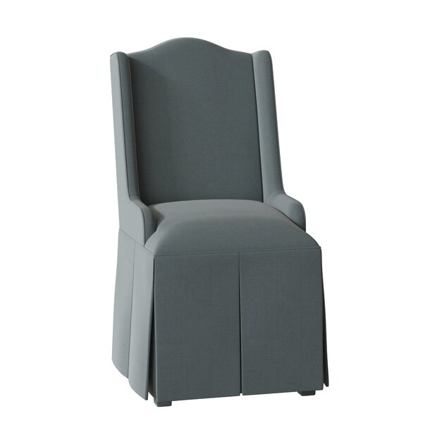 Stratford Petite Upholstered Dining Chair by Sloane Whitney