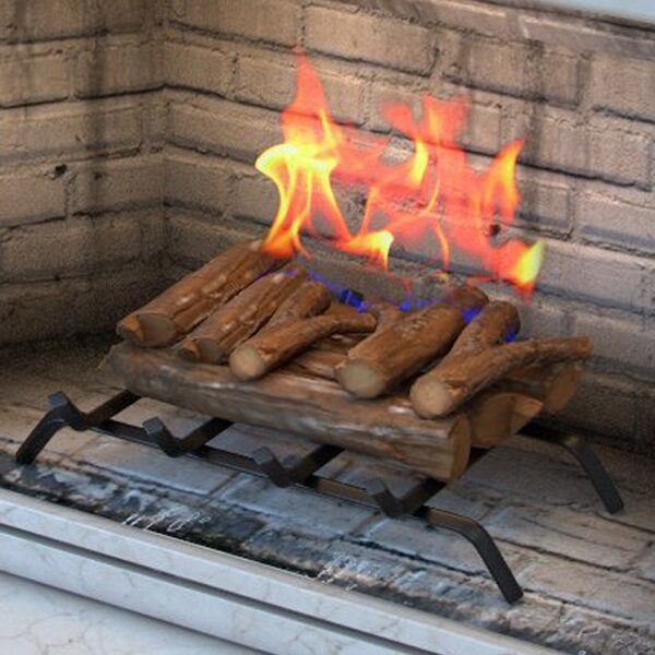Wrought Fireplace Iron Grate By Regal Flame