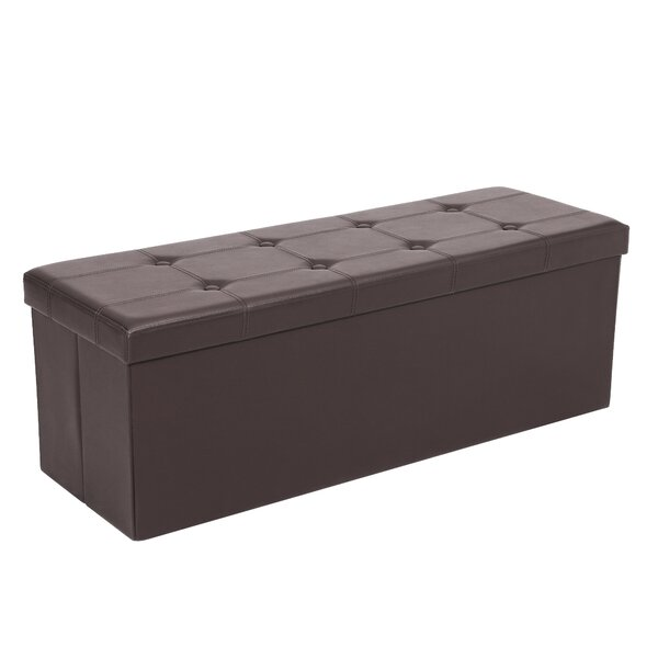 Humboldt Storage Ottoman by Ebern Designs