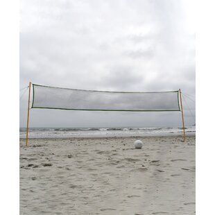 Badminton Net Set Cock Outdoor Volleyball Professional Training Sport Beach New