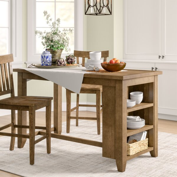 Seneca Kitchen Island by Birch Lane™ Heritage