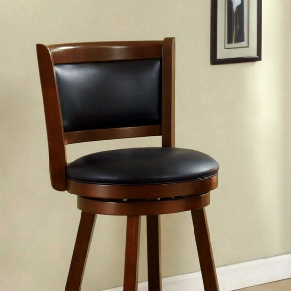 Carolann 29 Swivel Bar Stool by Darby Home Co