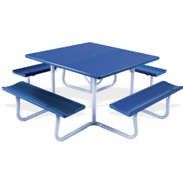 Southern Piknik Picnic Table by Southern Aluminum
