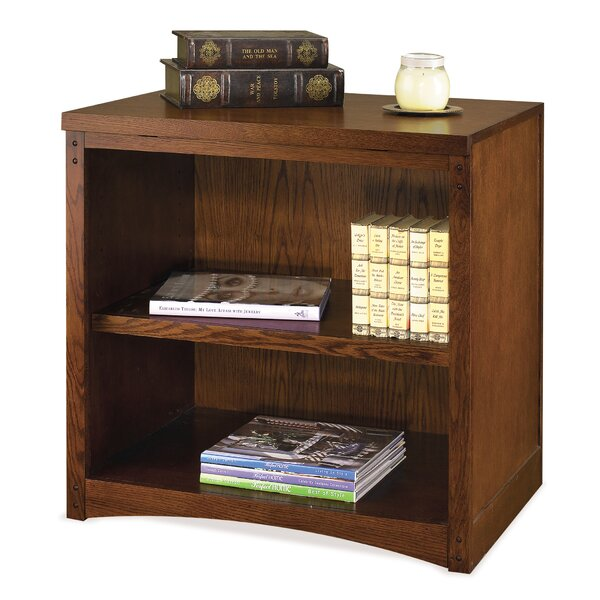 Benno Open Base Bookcase by Millwood Pines