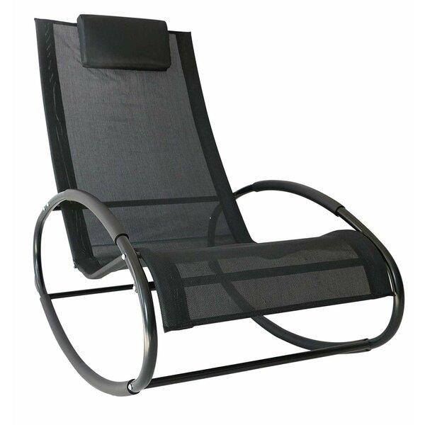 Sundberg Outdoor Zero Gravity Rocking Chair by Ebern Designs