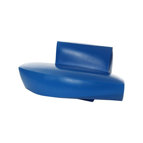 Frank Gehry Molded Sofa by Heller