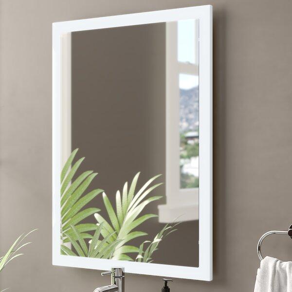 Electric Bathroom/Vanity Mirror by Wade Logan
