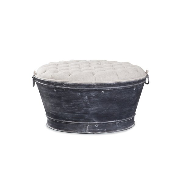 Fleurance Cocktail Ottoman by One Allium Way