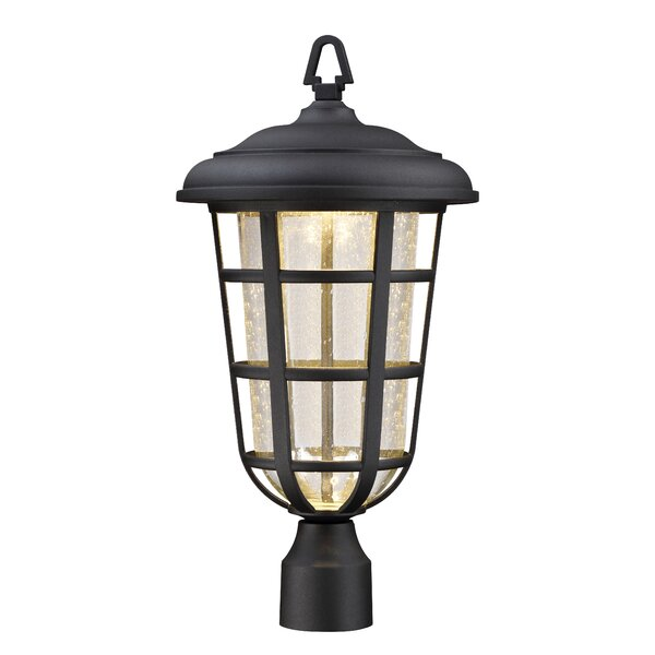 Triton 1-Light LED Lantern Head by Designers Fountain