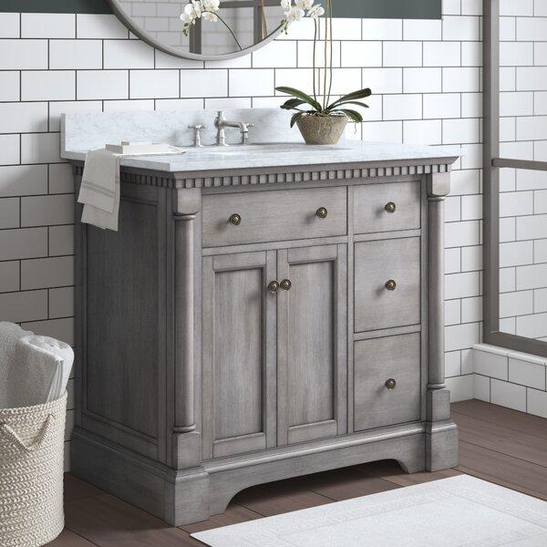 Seadrift 37 Single Bathroom Vanity Set by Greyleig