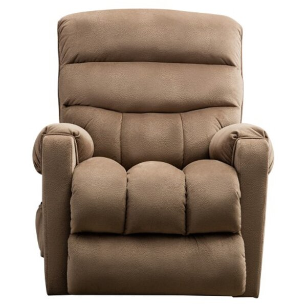 Chantille Power Lift Assist Recliner with Ottoman W003374405