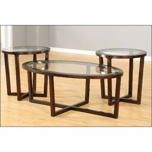 Best Reviews Simmons Casegoods Heath 3 Piece Coffee Table Set By Latitude Run