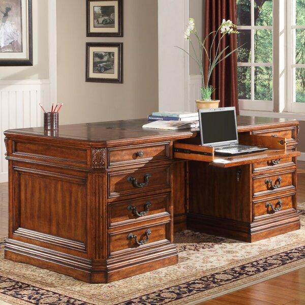 Gunnersbury Executive Desk by Astoria Grand