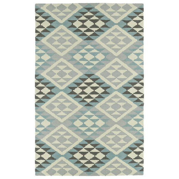 Hinton Charterhouse Hand-Tufted Spa Area Rug by Wrought Studio