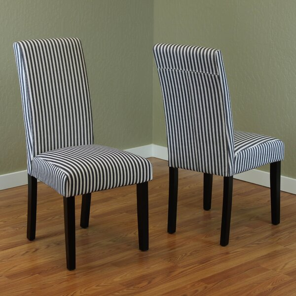 Lemelle Parsons Chair (Set Of 2) By One Allium Way One Allium Way
