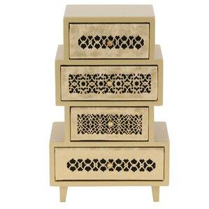 Asymmetric Jewelry Box by World Menagerie