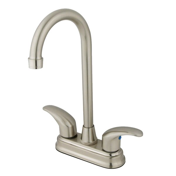 Legacy Water Saving Bar Faucet by Kingston Brass