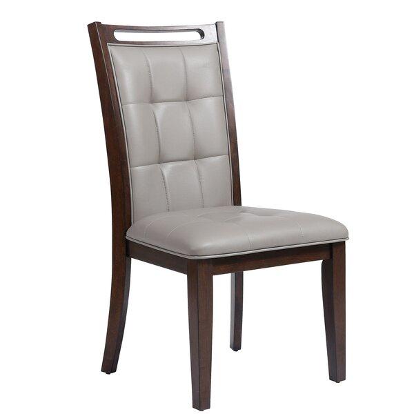 Erachidia Upholstered Dining Chair by Winston Porter Winston Porter