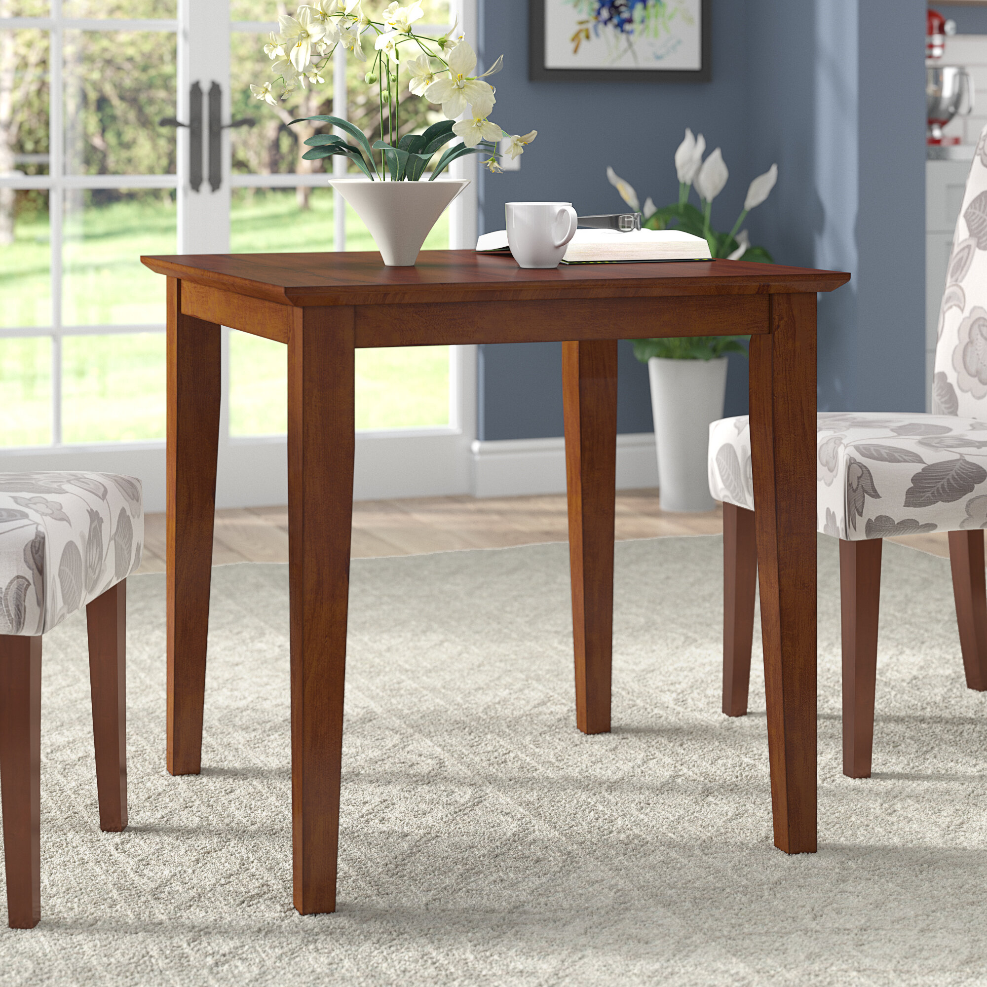 Rubberwood Kitchen Dining Tables Free Shipping Over 35 Wayfair
