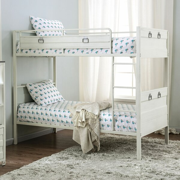 Martineau Jessica Twin Bunk Bed by Harriet Bee