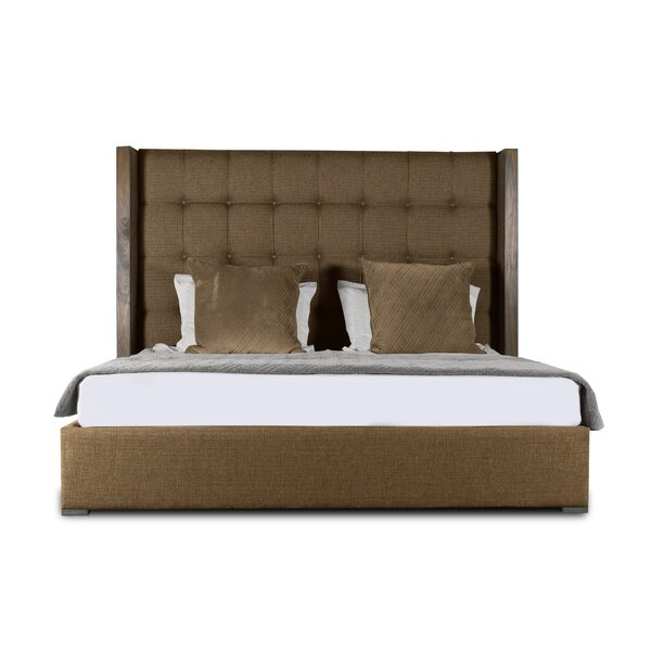 O'brien Mid Height Upholstered Standard Bed by Brayden Studio