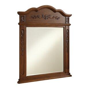 Price comparison Mangold Vanity Wall Mirror ByAstoria Grand