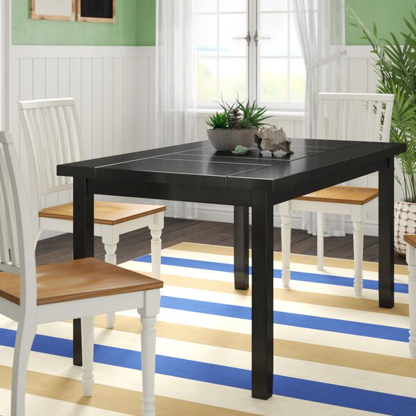 Pinellas Dining Table by Beachcrest Home