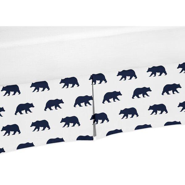 Big Bear Bed Skirt by Sweet Jojo Designs