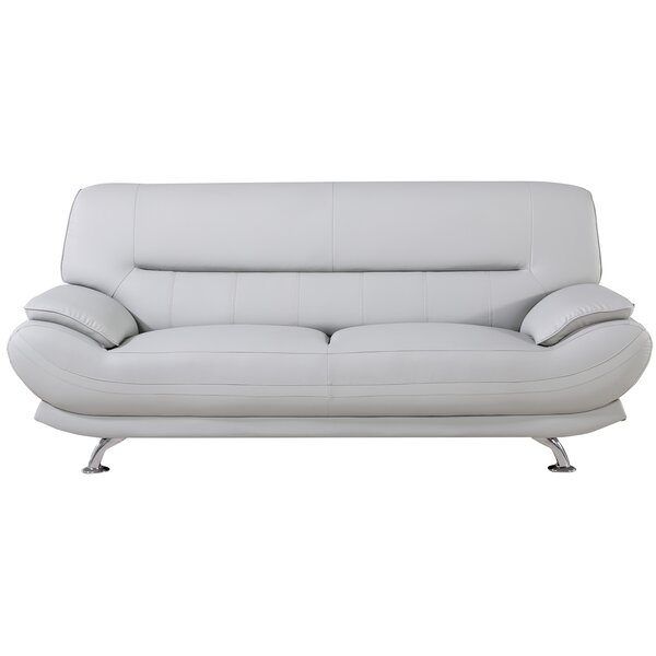 Jaydn 82 Inches Pillow Top Arms Sofa By Orren Ellis