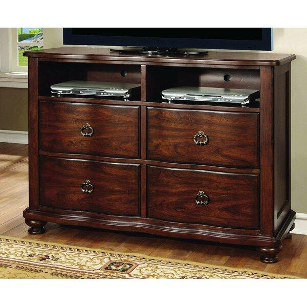 Patio Furniture Duffy 4 Drawer Dresser